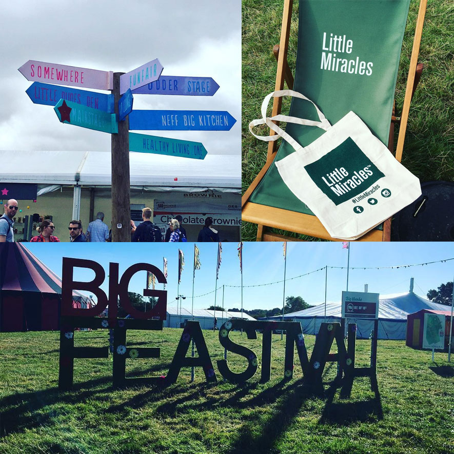 Thank You for joining us at The Big Feastival 2016