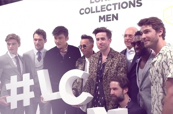 London Collection Mens 2015